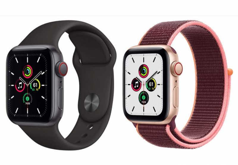 ihocon: New Apple Watch SE (GPS + Cellular, 44mm)