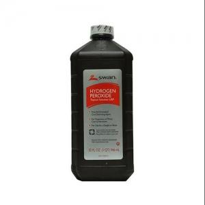 ihocon: Swan Hydrogen Peroxide, 3%, 32-oz.(2 Pack)過氧化氫/雙氧水