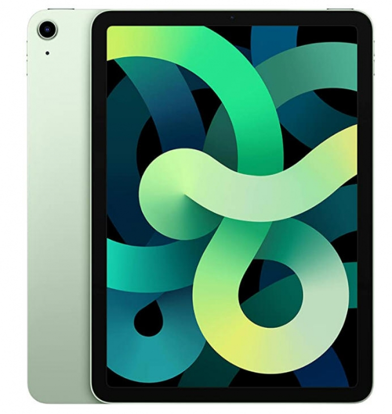 ihocon: [最新款, 第四代]Apple 10.9 64GB Wifi iPad Air (2020, 4th Gen Green Color)
