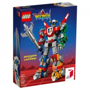 ihocon: LEGO Ideas Voltron 21311 Building Kit (2321 Piece) 聖戰士