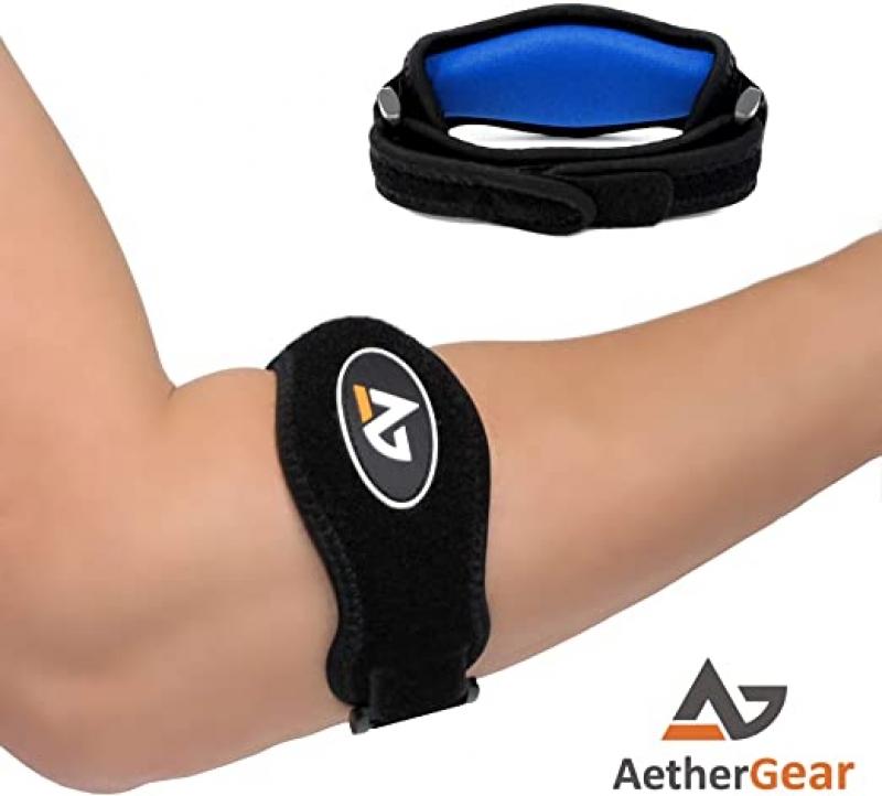 ihocon: AetherGear Tennis Elbow Brace 肌腱炎/網球肘束帶
