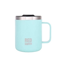 ihocon: GiNT 18/10 Stainless Steel Insulated Coffee Mug with Handle, 12 oz Double Wall Vacuum 不銹鋼雙層保溫杯