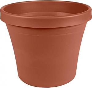 ihocon: Bloem Terra Plastic Pot Planter 6 Terra Cotta 花盆