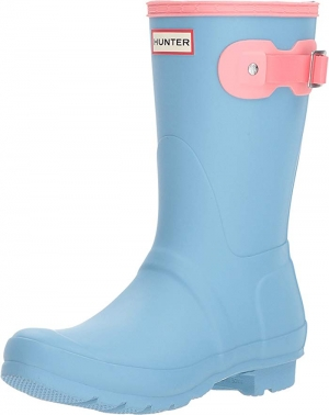 ihocon: Hunter Original Short Color Block Rain Boot 雨靴