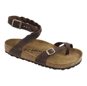 ihocon: Birkenstock Women's Yara Oiled Leather Sandals 勃肯女士涼鞋