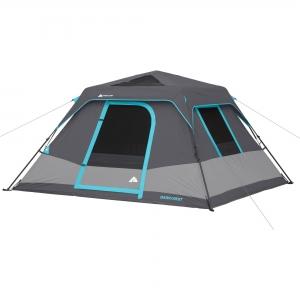 ihocon: Ozark Trail 6-Person Dark Rest Instant Cabin Tent   6人帳