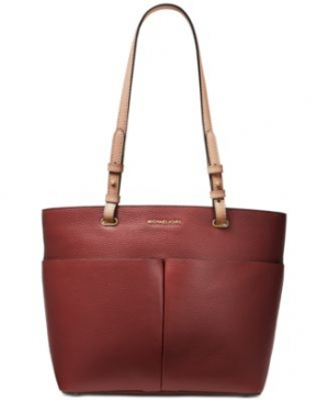 ihocon: MICHAEL Michael Kors Bedford Pebble Leather Pocket Tote 包包-2色可選