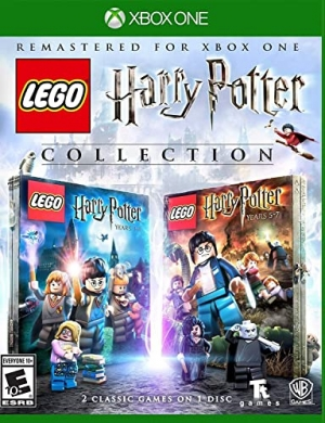 ihocon: [Xbox One遊戲] LEGO Harry Potter: Collection