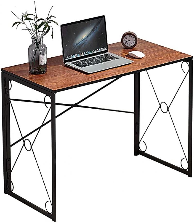 ihocon: VECELO 39.4 Small Writing Computer Desk 電腦桌/辦公桌