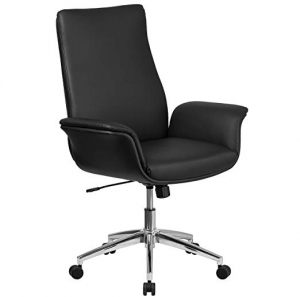 Flash Furniture 辦公皮椅/電腦椅 $55.55免運(原價$173.99)