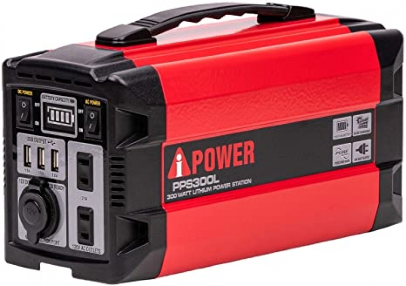 ihocon: A-iPower PPS300L Portable Power Station 278 Watt Hour Battery 便攜儲電器/行動電源