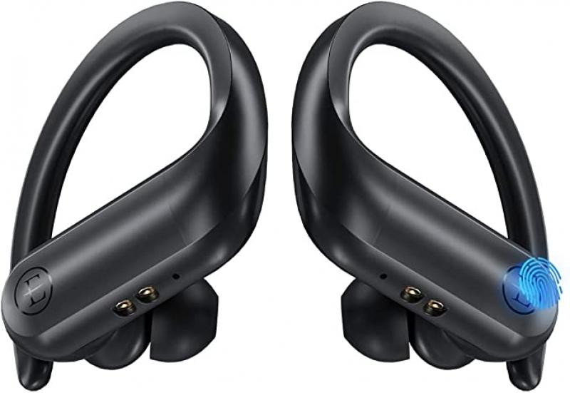 ihocon: Elecder D17 Running Sport Bluetooth Headphones with Mic真無線耳機