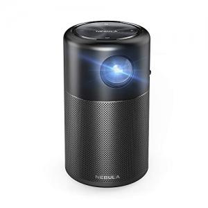 [Amazon今日特賣] Anker Nebula Capsule迷你投影機 $224.99免運(原價$349.99)