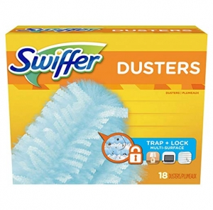 ihocon: Swiffer Multi Surface Refills, Unscented Scent, 18 Count 除塵撢補充包