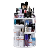 ihocon: KEDSUM 360-Degree Rotating Makeup Organizer 旋轉化妝收納架