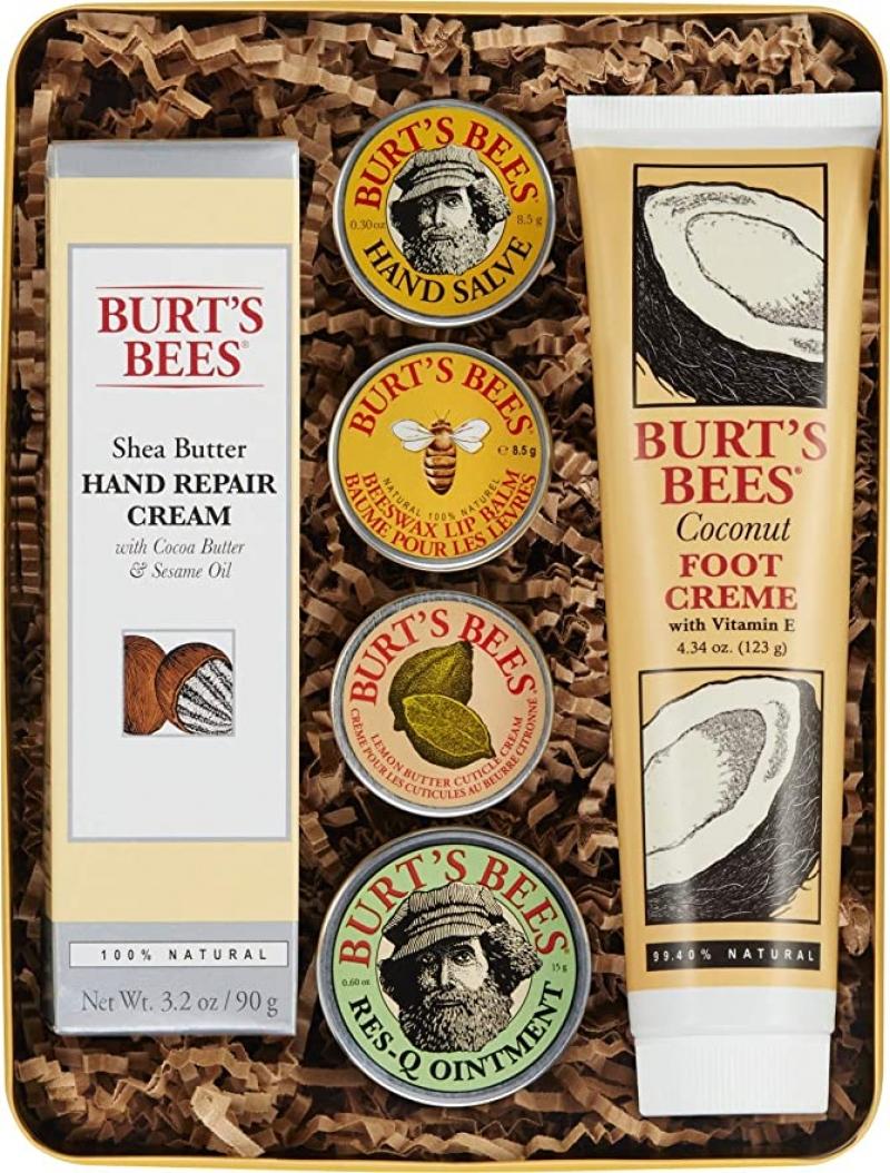 ihocon: Burt's Bees Classics Gift Set 禮盒