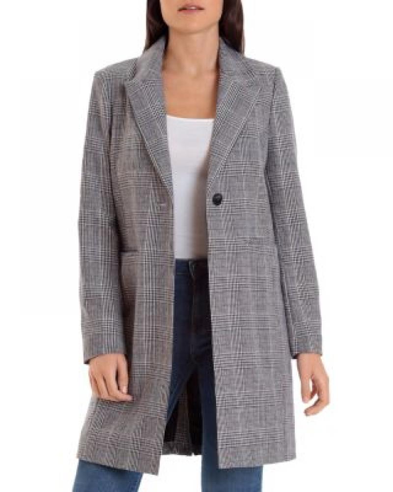ihocon: Bagatelle Glen Plaid Coat 女士大衣