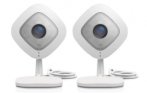 ihocon: Netgear Arlo Q 1080p HD Security Camera with Audio (2-Pack) 高清居家安全攝像頭
