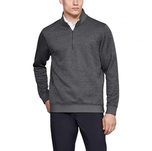 ihocon: Under Armour Men's Storm SweaterFleece ¼ Zip Long Sleeve Golf Pullover  男士長袖高爾夫套頭衫