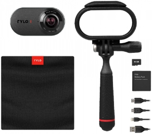 ihocon: Rylo 5.8K 360 Degree Video Camera + Adventure Case + Shooting Grip運動相機