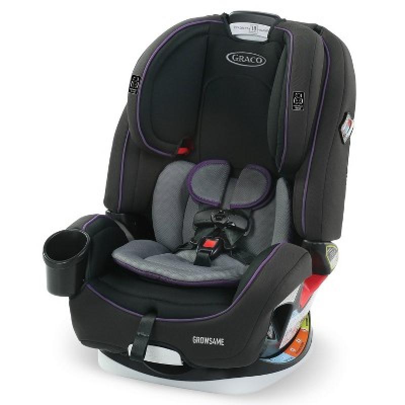 ihocon: Graco Grows4Me 4-in-1 Convertible Car Seat 兒童汽車座椅