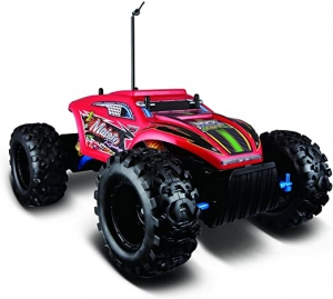 ihocon: Maisto R/C Rock Crawler Extreme Radio Control Vehicle, Colors may vary 遙控車