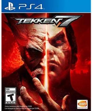 ihocon: PlayStation 4遊戲 - Namco Tekken 7