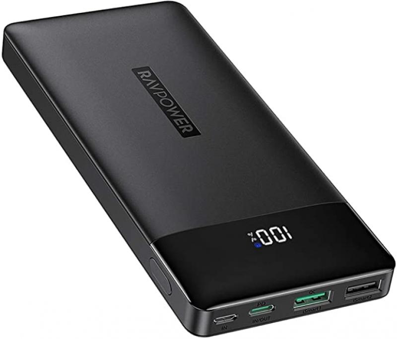 ihocon: RAVPower Portable Charger 15000mAh PD3.0 Power Bank行動電源/充電寶