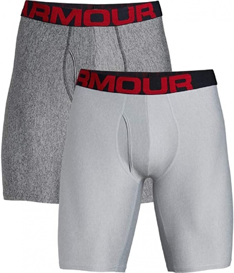 ihocon: Under Armour Men's Tech 9-inch Boxerjock Underpants  男士內褲 2件