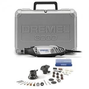 [Amazon今日特賣] Dremel 電動打磨/鑽孔機+配件 $44.98免運(原價$69.06)