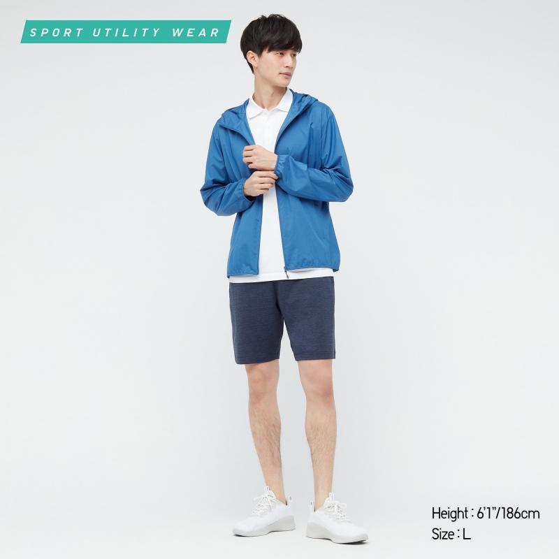 ihocon: UNIQLO MEN DRY-EX SHORTS 男士短褲-多色可選