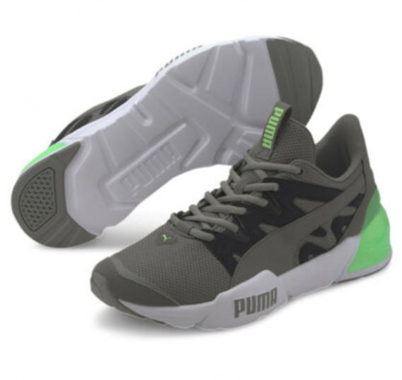 ihocon: PUMA Men's CELL Pharos Neon Training Shoes 男士運動鞋