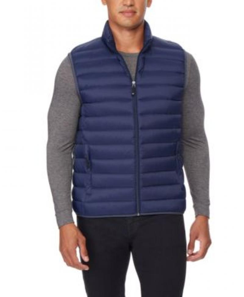 ihocon: 32 Degrees Men's Down Packable Vest Jacket 男士羽絨背心-多色可選
