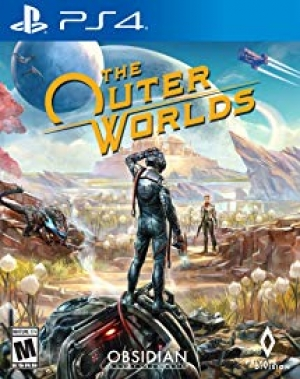 ihocon: Playstation 4遊戲 - The Outer Worlds
