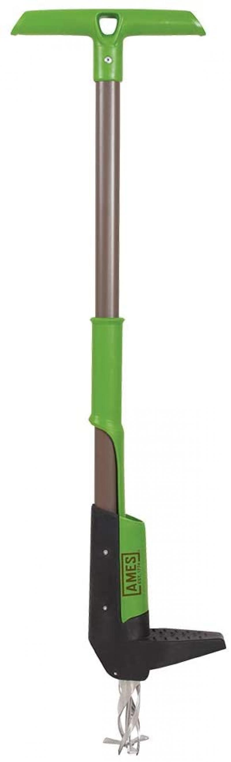 ihocon: AMES 2917300 Steel Stand Up Weeder, 40-Inch 除野草機