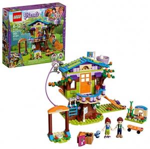ihocon: LEGO Friends Mia's Tree House 41335 Creative Building Toy Set(351 Pieces)