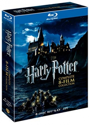 ihocon: Harry Potter: The Complete 8-Film Collection on Blu-ray 哈利波特全集