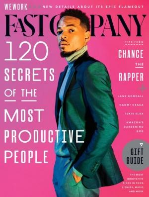 ihocon: Fast Company Magazine 一年8期