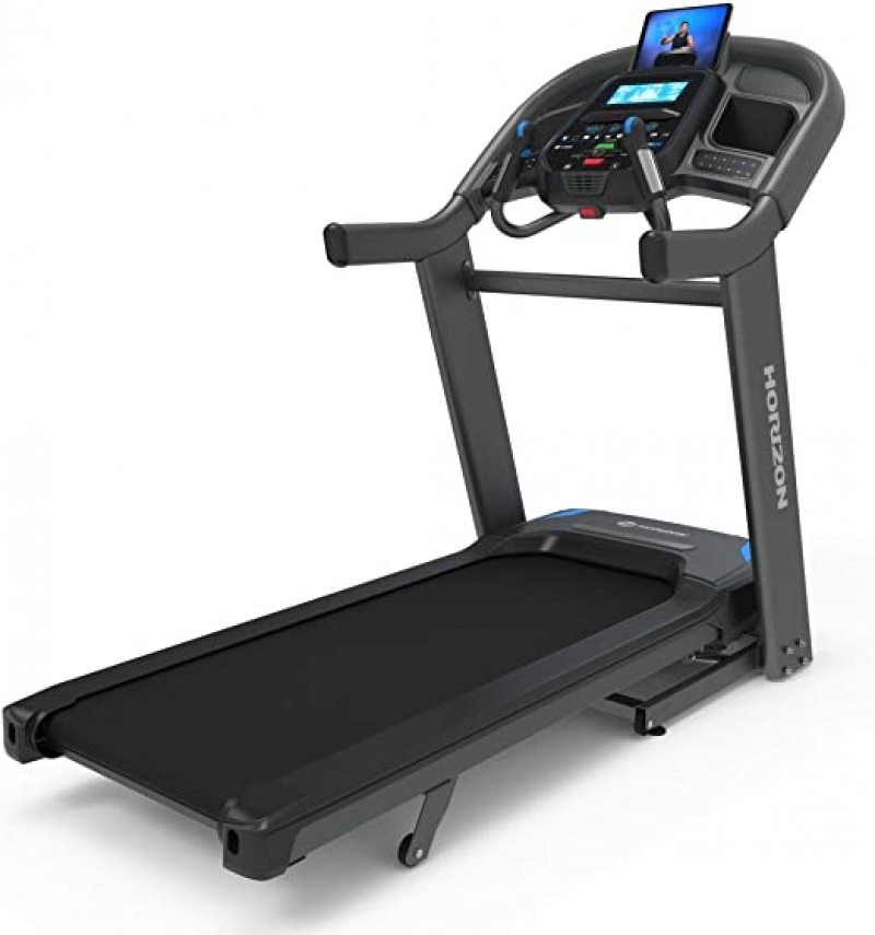 ihocon: Horizon Fitness 7.4 Advanced Training Studio Treadmill 跑步機
