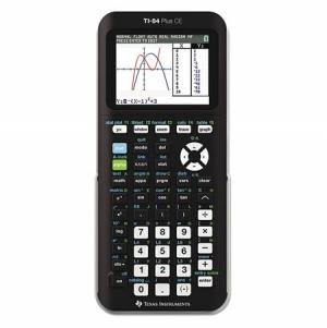 Texas Instruments TI-84 Plus CE 繪圖計算機 $118(原價$132)