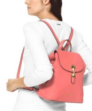 ihocon: MICHAEL Michael Kors Raven Leather Backpack 真皮背包