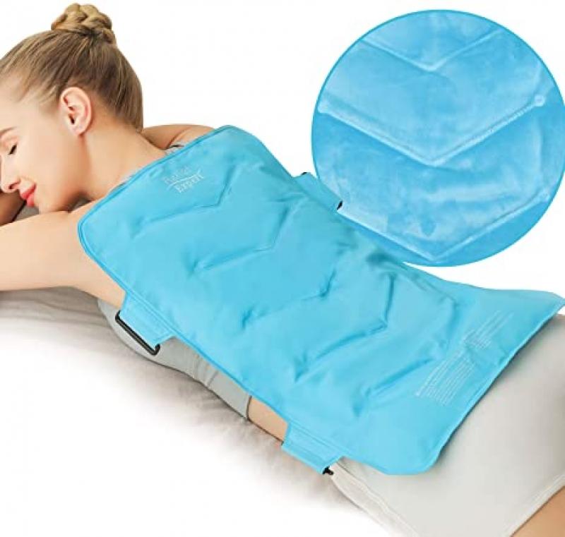 "ihocon: Relief Expert Extra Large Back Ice Pack (21""x13"") 特大號背部冰敷袋"