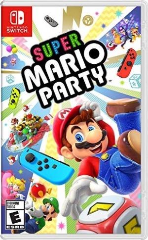 ihocon: Nintendo Switch遊戲 Super Mario Party