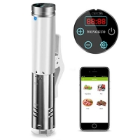 ihocon: WONGKUO Sous Vide Machine Sous-Vide Cooker 1000W Wifi Thermal Immersion Circulator Low Temperature Slow Cooking with Smart APP 智能低溫慢煮機