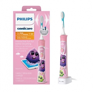 ihocon: Philips Sonicare for Kids Rechargeable Electric Toothbrush 飛利浦兒童電動牙刷