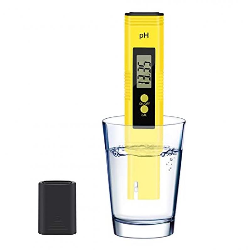 ihocon: KWODE Ph Meter 酸鹼度測試儀