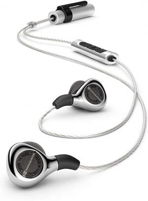 ihocon: beyerdynamic Xelento Wireless Audiophile Tesla in-Ear Headset with Bluetooth Connection, Silver 藍牙耳機