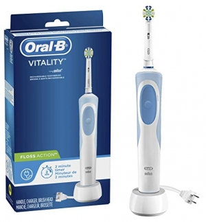 [新低價] Oral-B Vitality FlossAction電動牙刷 $14.99(原價$27.99)