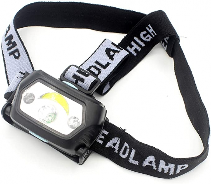 ihocon: Lalomo Super Lightweight LED Headlamp 充電式頭燈