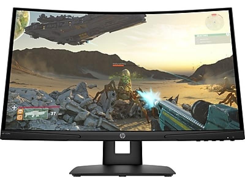 ihocon: HP X24c Gaming 9EK40AA#ABA 23.6 LED Monitor遊戲電腦螢幕